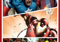 comic book page template template free psd